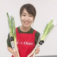 佐々木愛香(オイシックス・ラ・大地株式会社 レシピ開発担当)